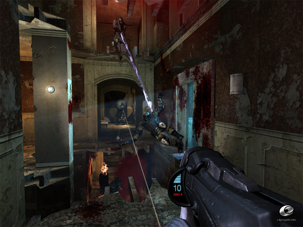 System requirements of fear combat
