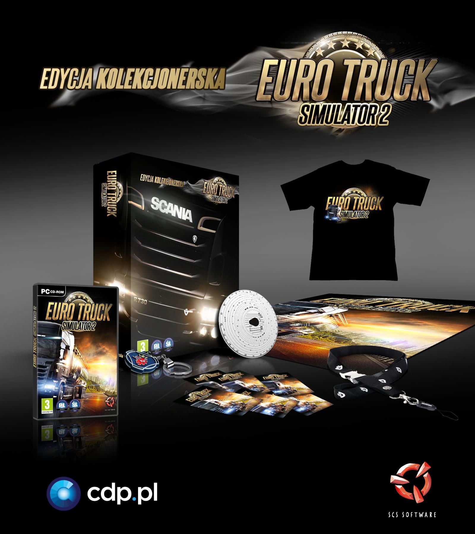 Euro Truck Simulator 2 Crack Free Download
