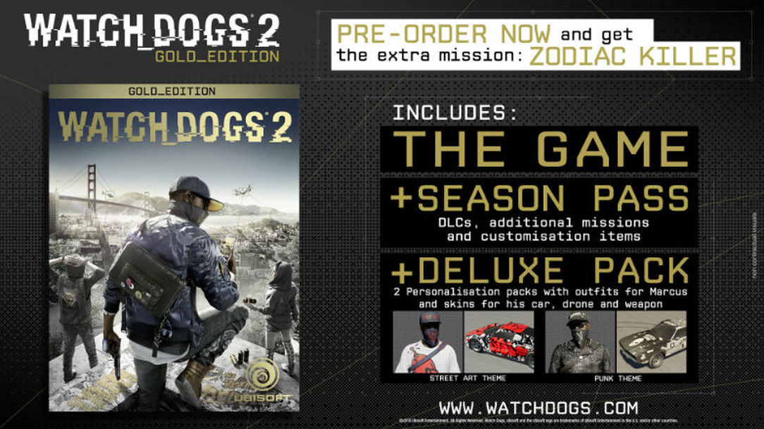 What S Included In Watch Dogs  Collector S Edition Standard