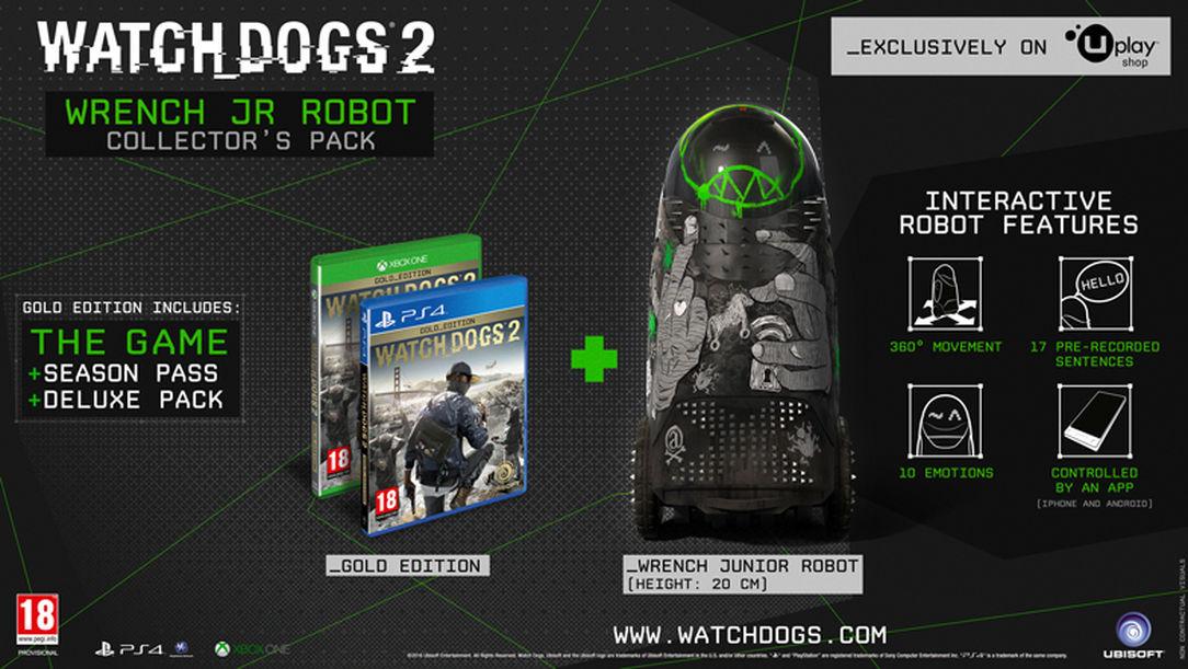 Watch Dogs 2 Będzie Dostępne W Sześciu Edycjach Poznaj