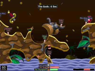 Wormsy wracają na komputery w 2D! - obrazek 1