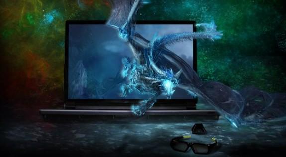 Laptop dla graczy z technologią 3D od Origin - obrazek 1