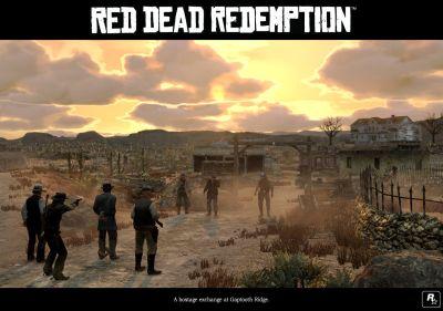 Red Dead Redemption - obrazek 1