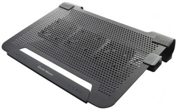 Uniwersalny system chłodzenia notebooków od Cooler Master - obrazek 1