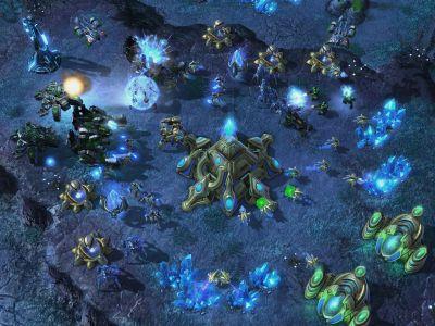 StarCraft II - obrazek 1