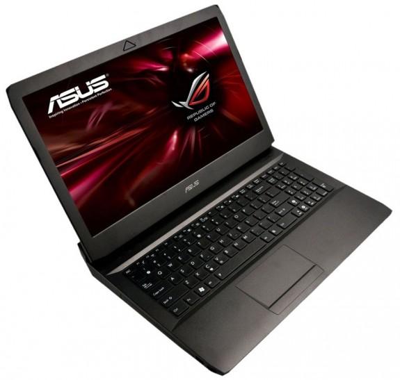 Dwa nowe laptopy ASUS ROG z technologią 3D - obrazek 1