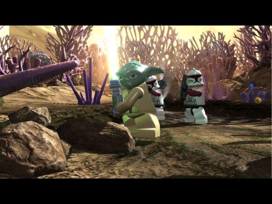 Lego Star Wars III: The Clone Wars opóźnione - obrazek 1