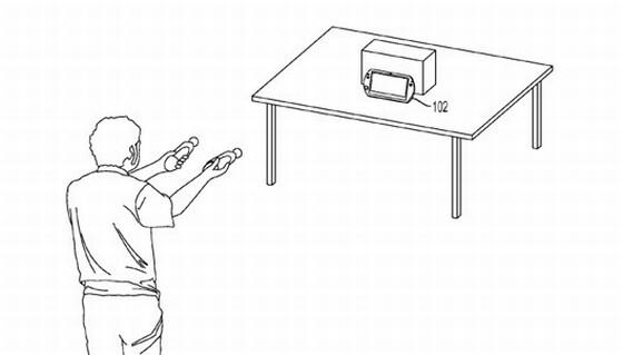 Sony opatentowało technologię współpracy Move z PSP go - obrazek 1
