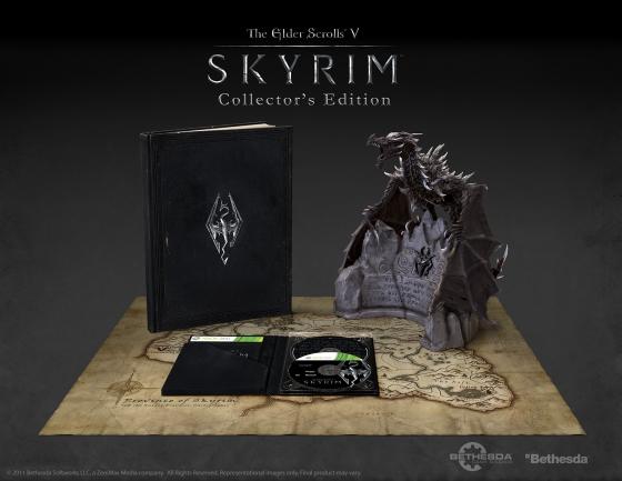 The Elder Scrolls V: Skyrim - edycja kolekcjonerska
