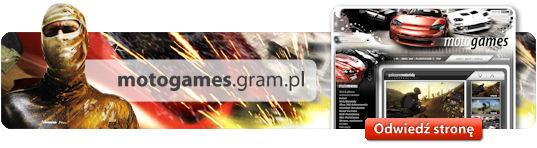 Zobacz w akcji dynamiczne wyścigi Gas Guzzlers - obrazek 1