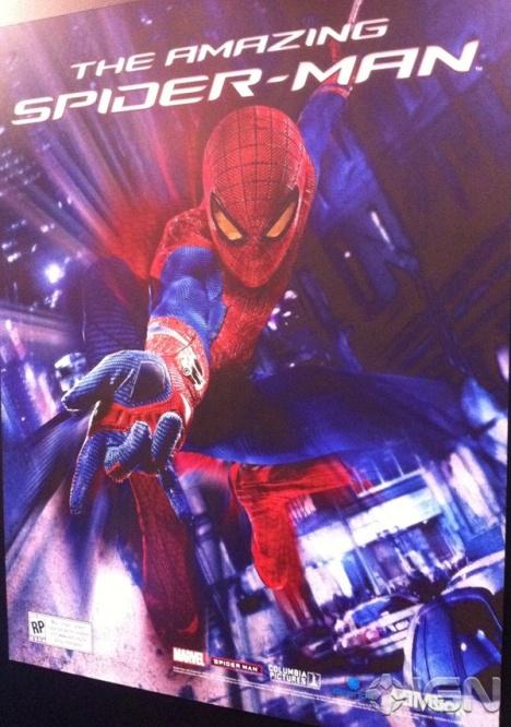 The Amazing Spider-Man w produkcji   - obrazek 1
