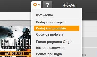 Battlelog i Origin, czyli, jak rozpocząć swą przygodę z Battlefield 3 na PC - obrazek 2