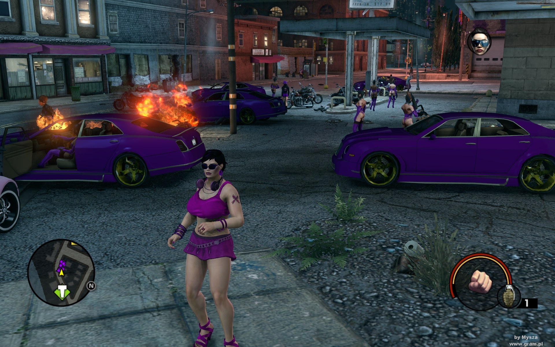 Saints row 2 naked pictures