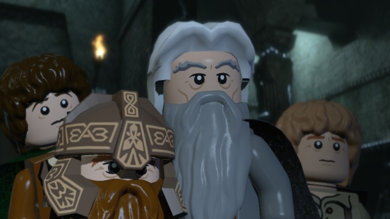LEGO The Lord of the Rings - obrazek 1
