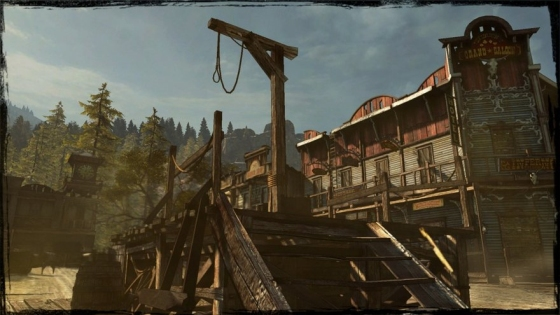 Call of Juarez Gunslinger - obrazek 1