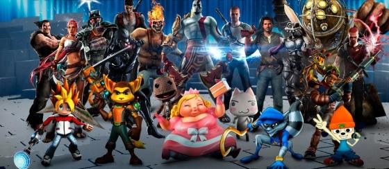 W PlayStation All-Stars Battle Royale usłyszymy Lindę, Pazurę i Kryszaka - obrazek 1