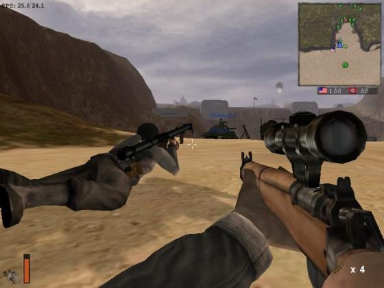 Battlefield 1942 - obrazek 1