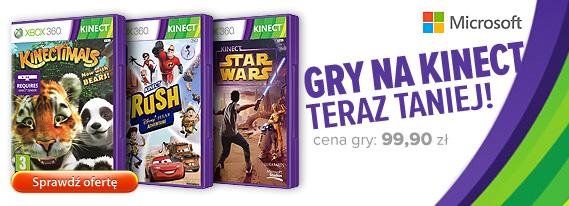 Gry na Kinecta dostępne w niższych cenach w sklepie gram.pl! - obrazek 1