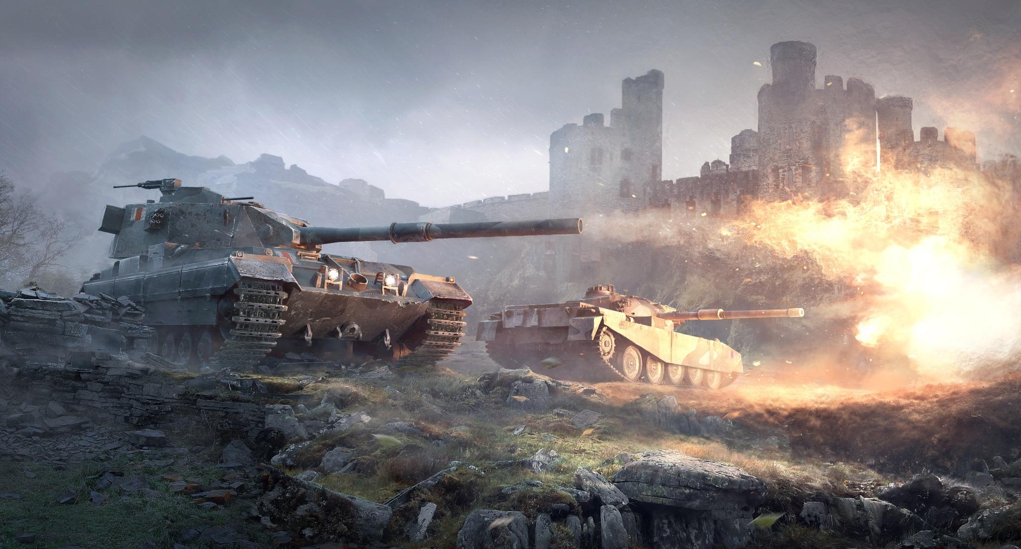Игровые новости В World of Tanks грядет новое обновление.