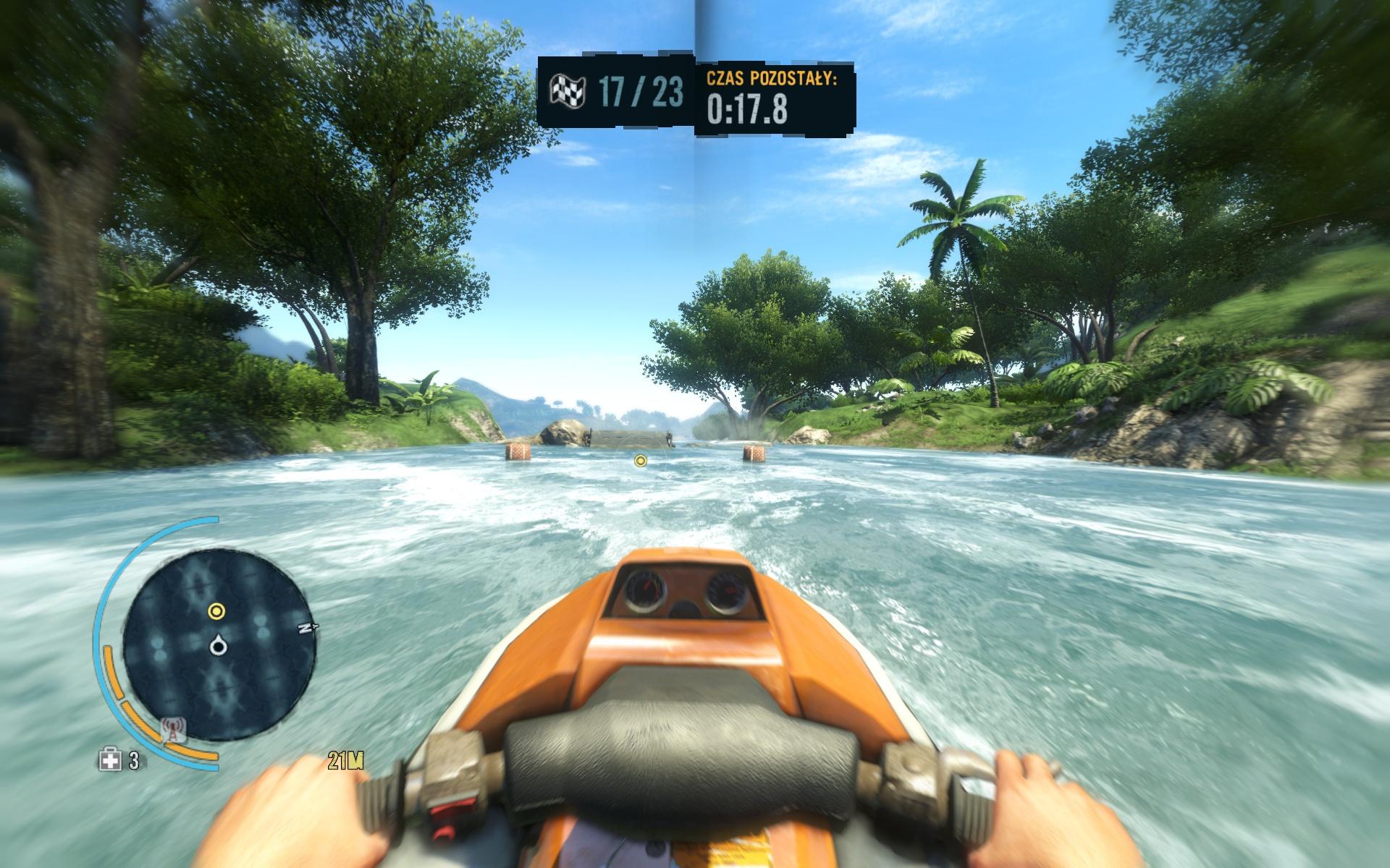 Opcja resetowania posterunków i nowy poziom trudności wkrótce w Far Cry 3 - obrazek 1