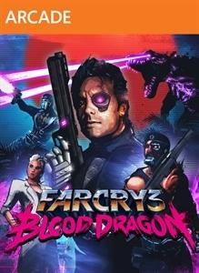 Wyciekła rewelacyjna okładka Far Cry 3: Blood Dragon - obrazek 1