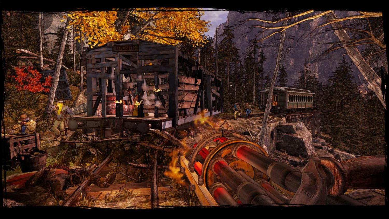 Call of Juarez: Gunslinger - wymagania sprzętowe i kilka minut gameplayu - obrazek 1
