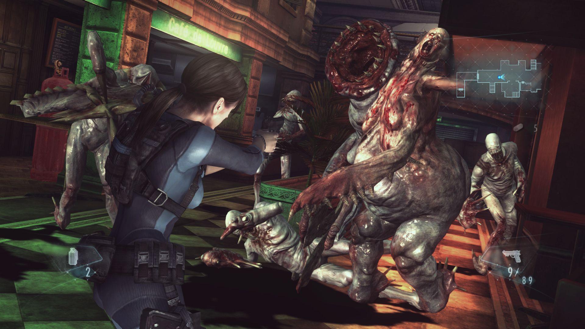 Nadchodzi demo Resident Evil: Revelations; nowe dev diary - obrazek 1