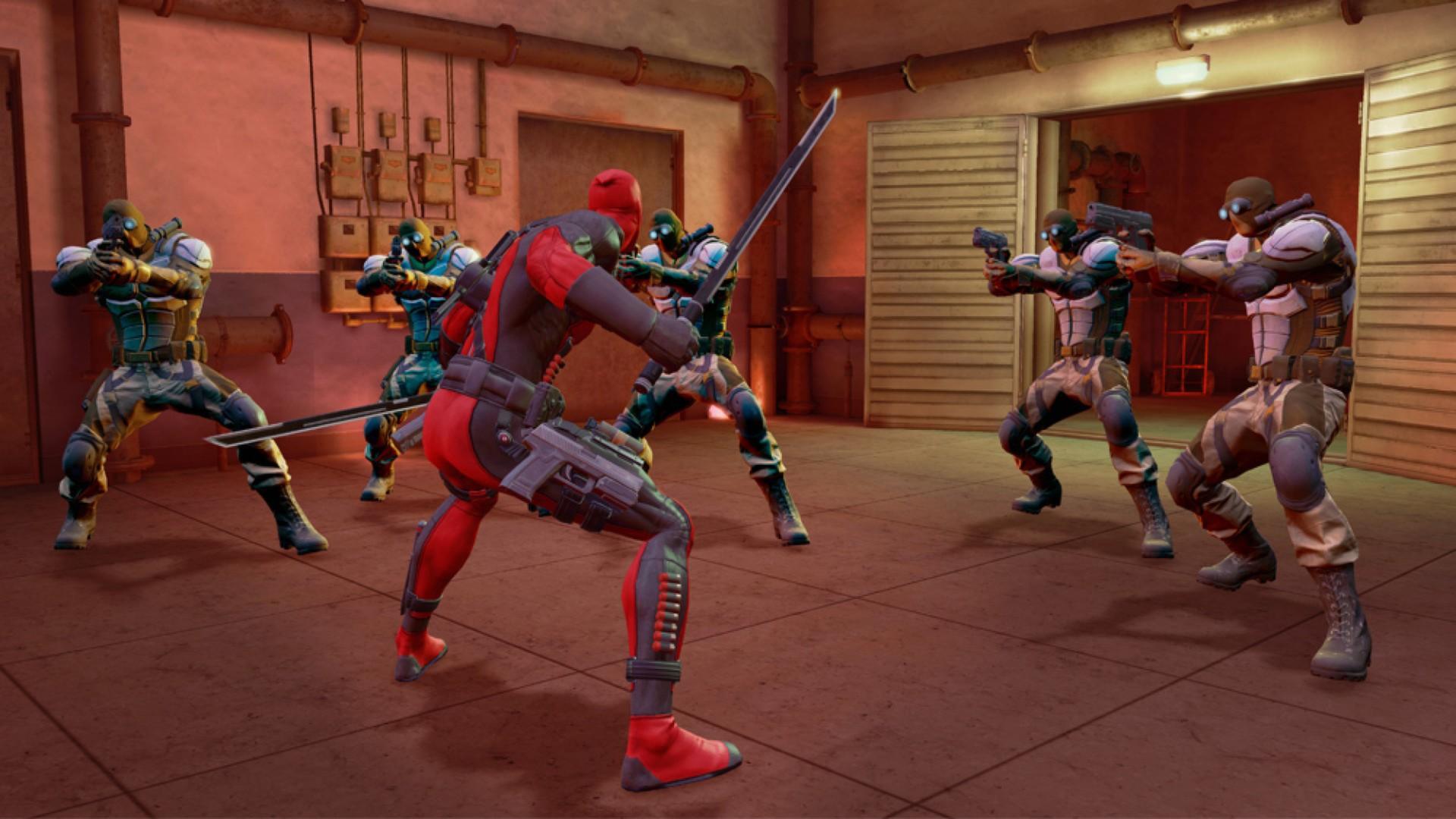 Wymagania sprzętowe Deadpool: The Game ujawnione - obrazek 1