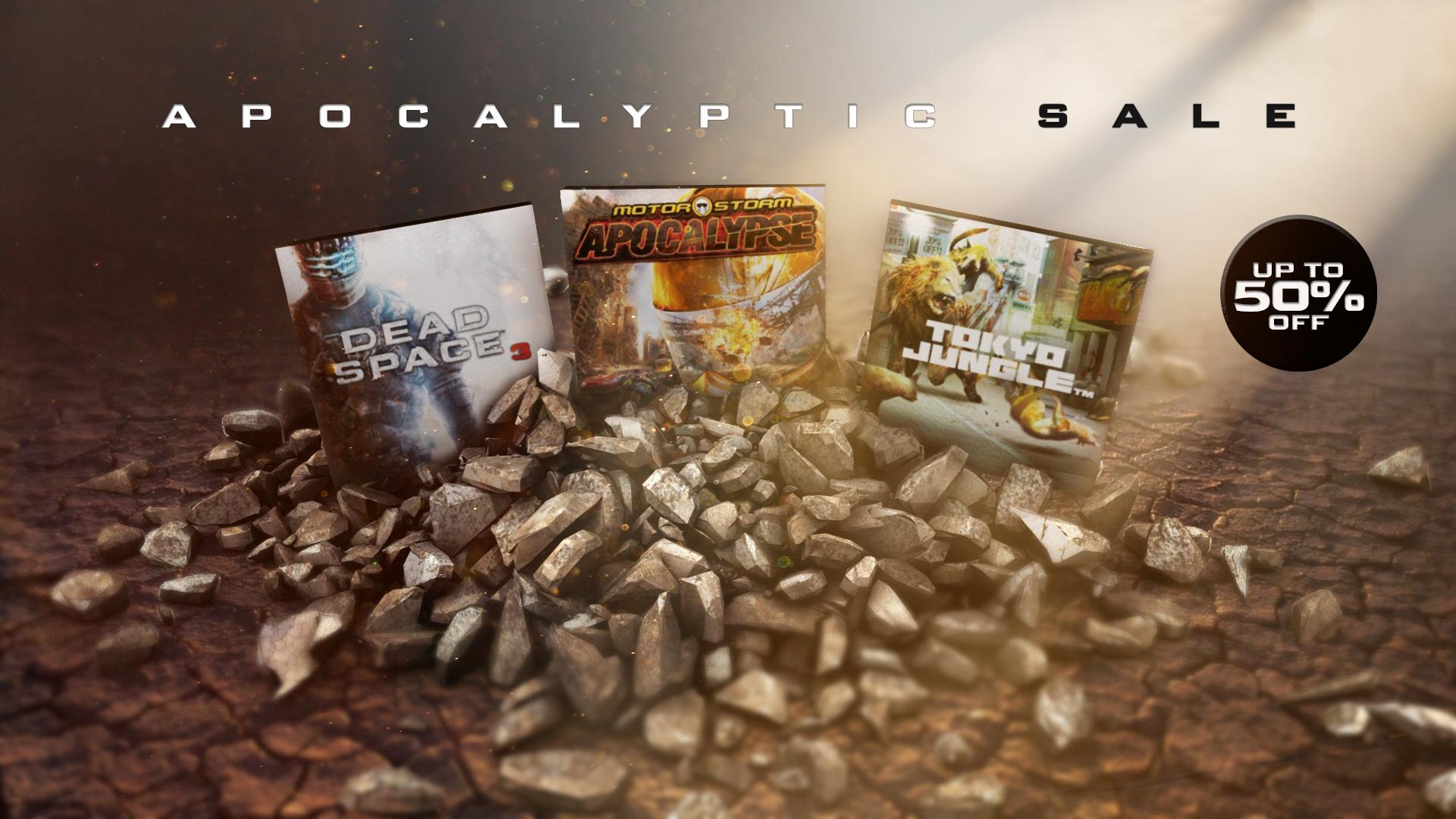 Apokaliptyczna wyprzedaż na PSN. Taniej Dead Space, Far Cry 3, Oddworld i nie tylko - obrazek 1