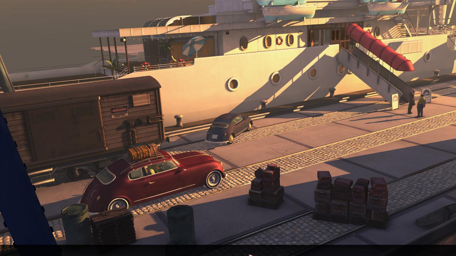 The Raven: Legacy of Master Thief - pierwszy trailer z fragmentami gameplayu - obrazek 1
