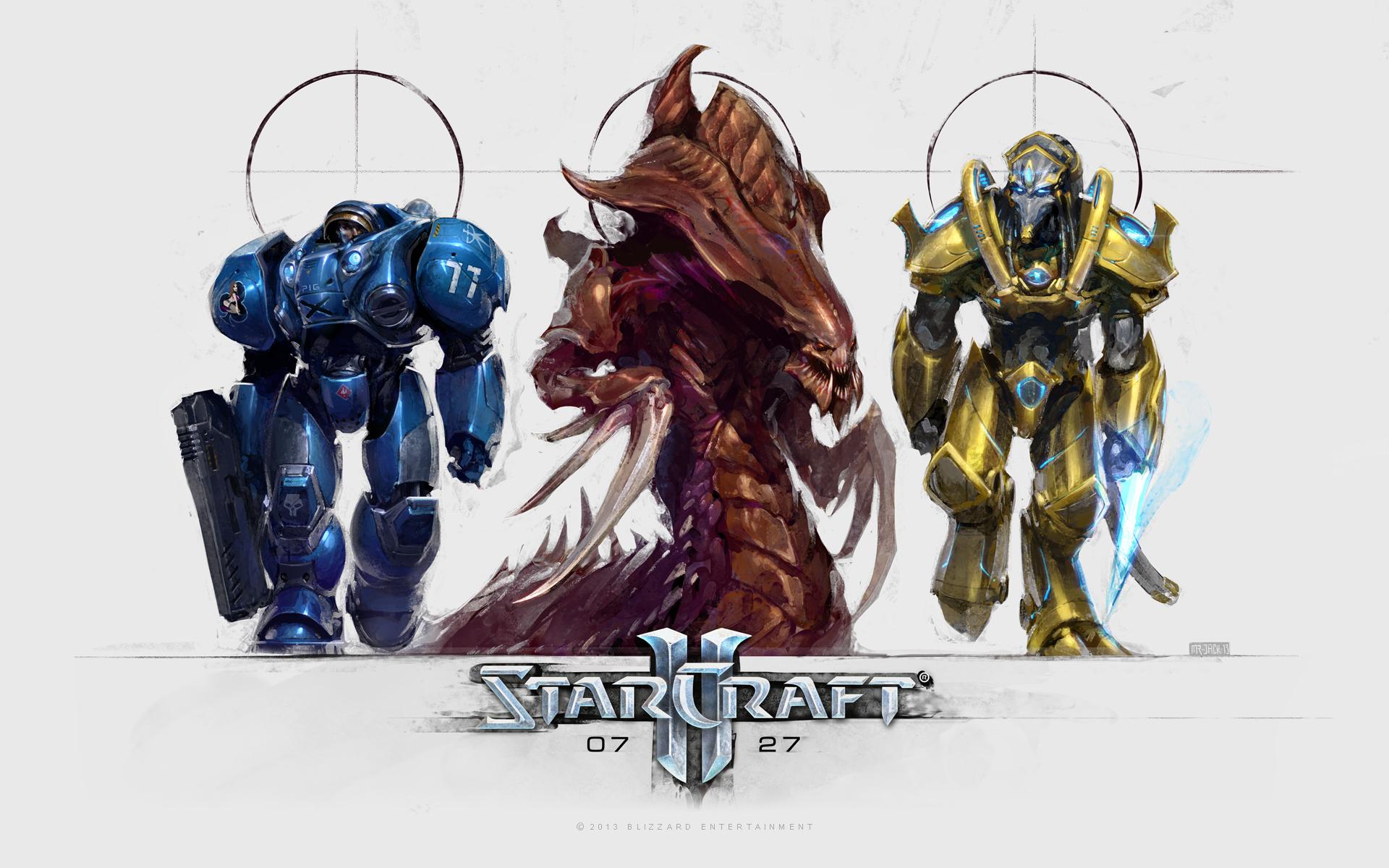 Trzecie urodziny StarCrafta II. Co Blizzard przygotował dla fanów? - obrazek 1