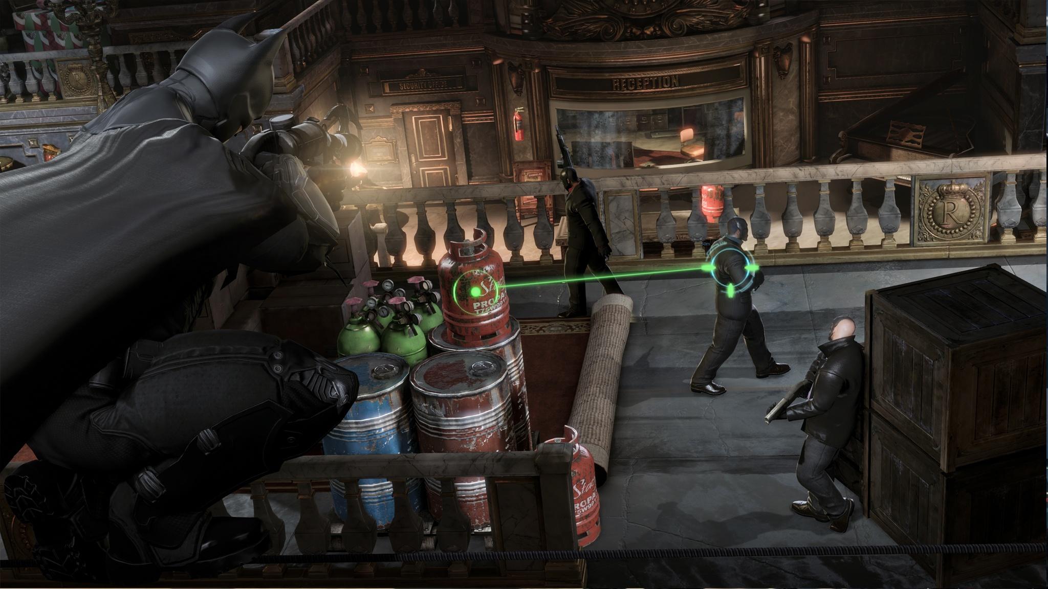 Batman: Arkham Origins - wymagania sprzętowe ujawnione - obrazek 1