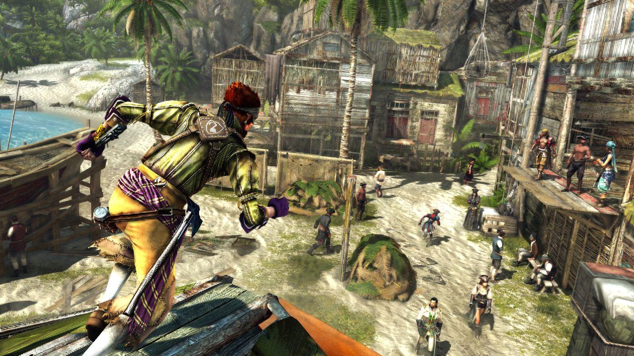 Assassin's Creed IV: Black Flag - Edycja Bukaniera w szczegółach na nowym wideo - obrazek 1