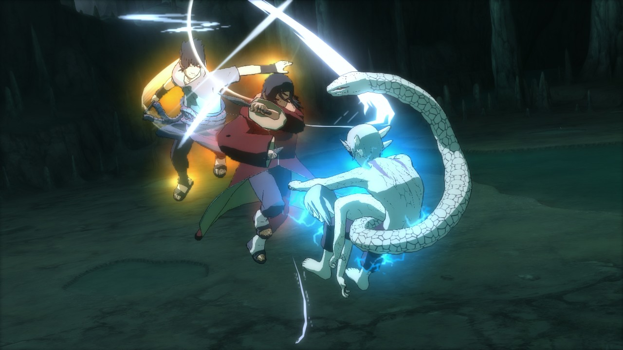 Premiera Naruto Shippuden: Ultimate Ninja Storm 3 Full Burst przyspieszona - także na PC - obrazek 1