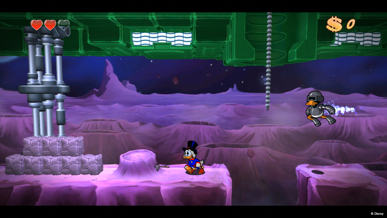 W Ducktales czyli DuckTales Remastered