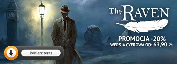 The Raven - Legacy of a Master Thief w wersji cyfrowej taniej o 20 proc. w sklepie gram.pl! - obrazek 1