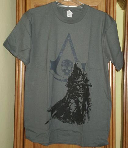 Konkurs w kolektywie - wygraj koszulkę z motywem Assassin's Creed IV: Black Flag - obrazek 1
