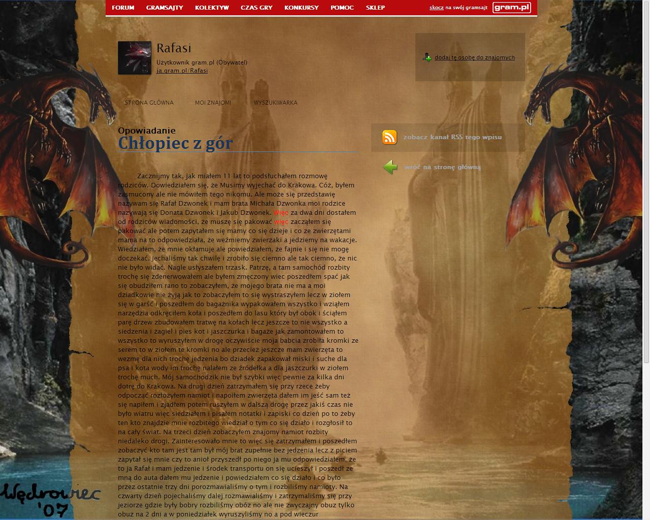Co w gramsajtach piszczy #86 - What does the Snake say? - obrazek 4