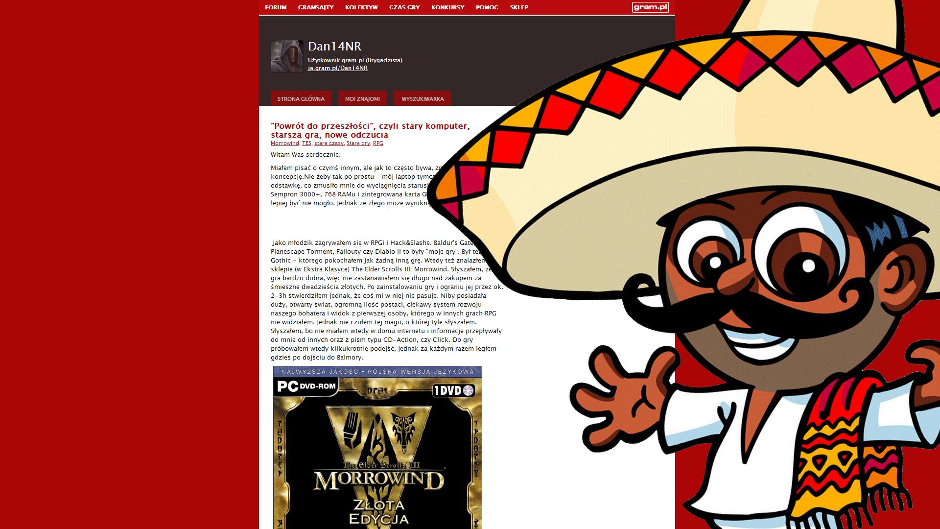 Co w gramsajtach piszczy #91 - Gramsajtowa majówka recenzencka! - obrazek 3