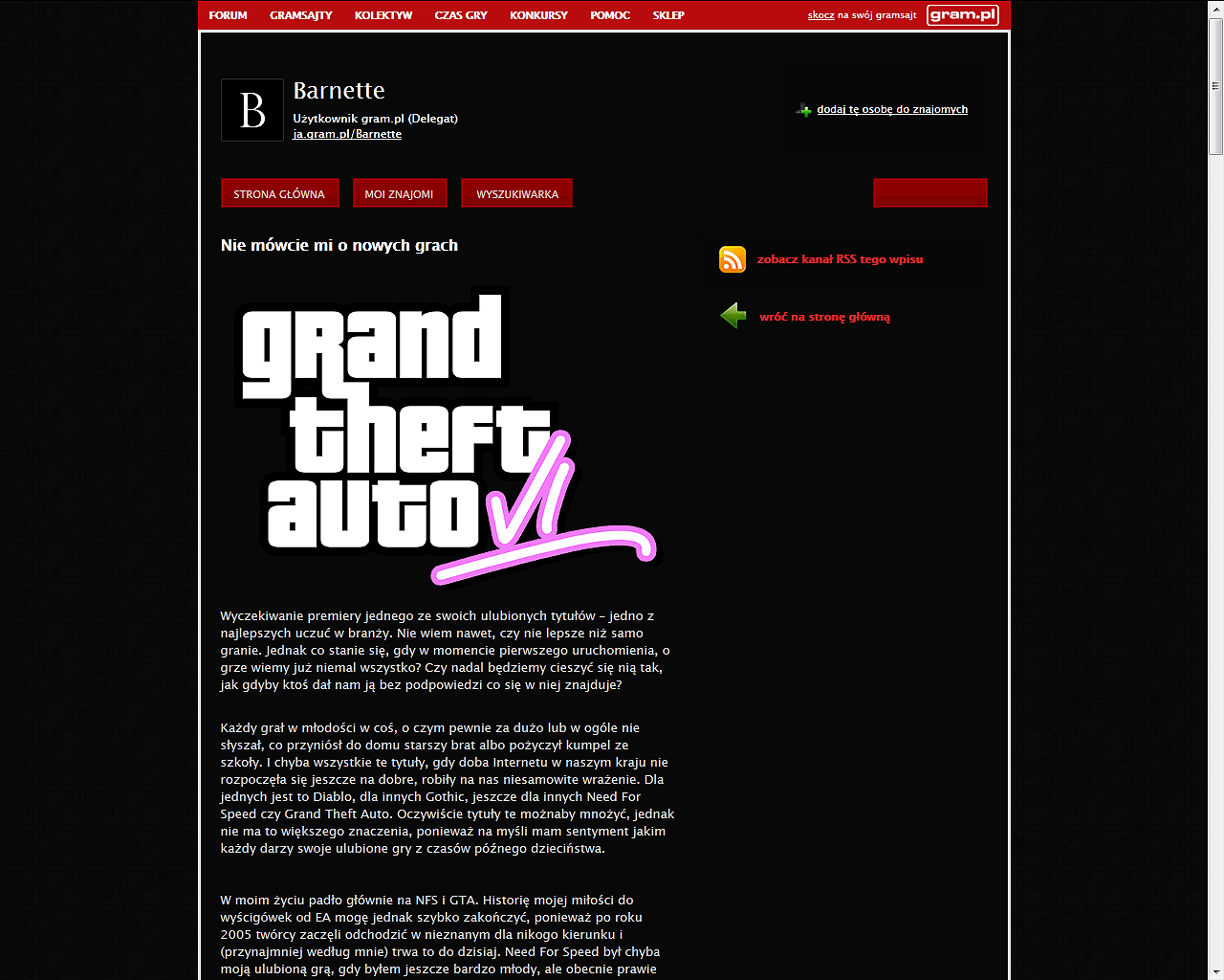 Co w gramsajtach piszczy #104 - O Gamescomie, problemach z premierami i starych przyjaciołach ze szklanego ekranu... - obrazek 5