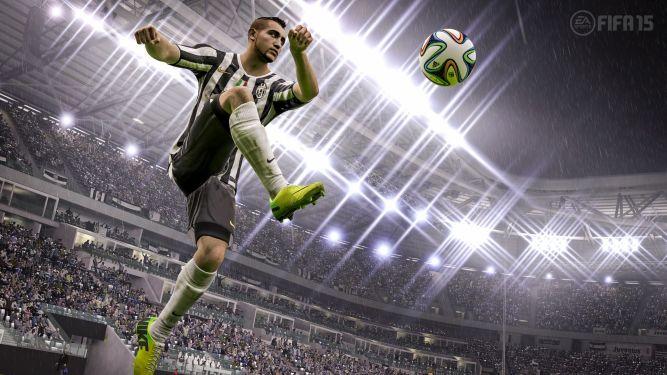 Gwiazdy futbolu świętują wypuszczenie dema gry FIFA 15 - w zwiastunie - obrazek 1