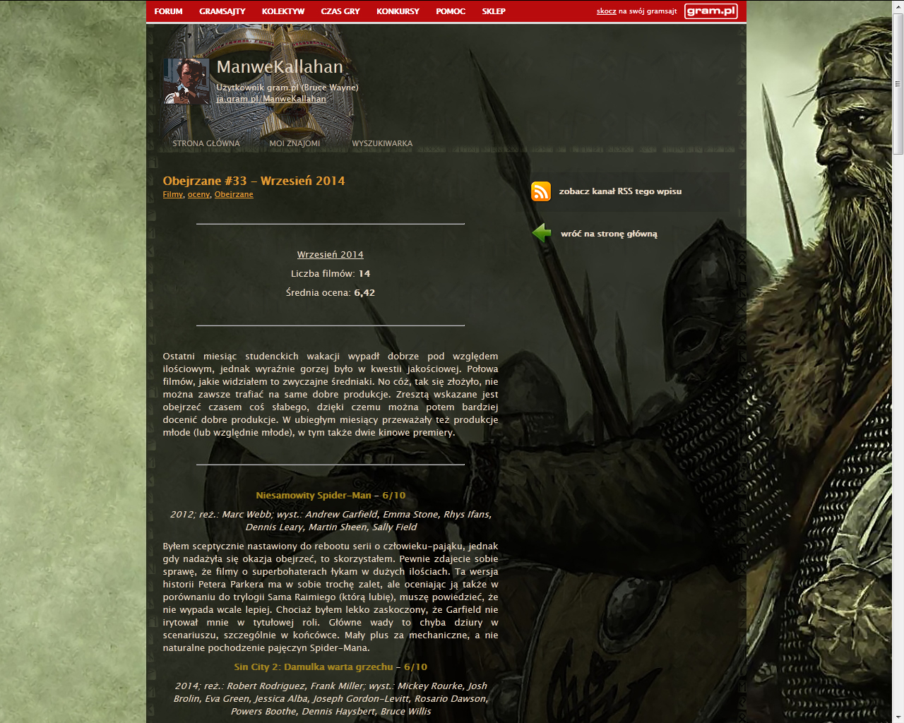 Co w gramsajtach piszczy #113 - O World of Warcraft, Hatred i Katawa Shoujo! - obrazek 4