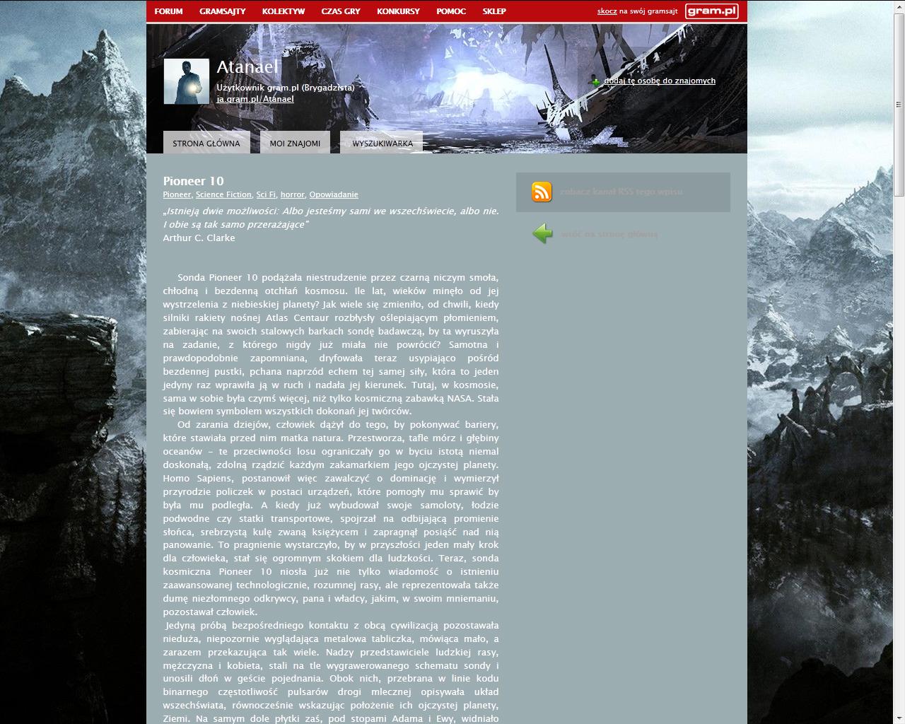Co w gramsajtach piszczy #113 - O World of Warcraft, Hatred i Katawa Shoujo! - obrazek 5