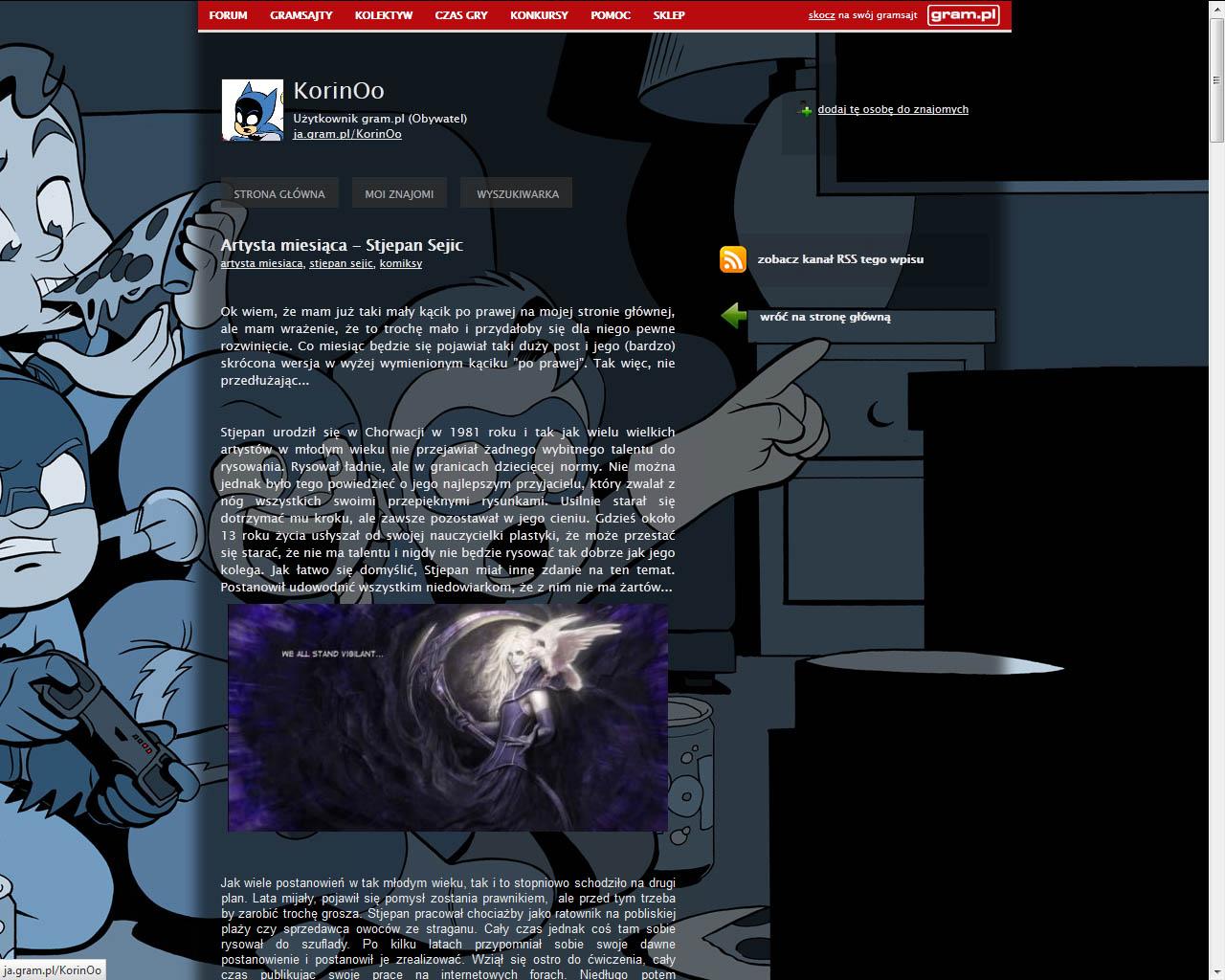 Co w gramsajtach piszczy #117 - E.T., nowy Torment i zabawy Animka! - obrazek 5