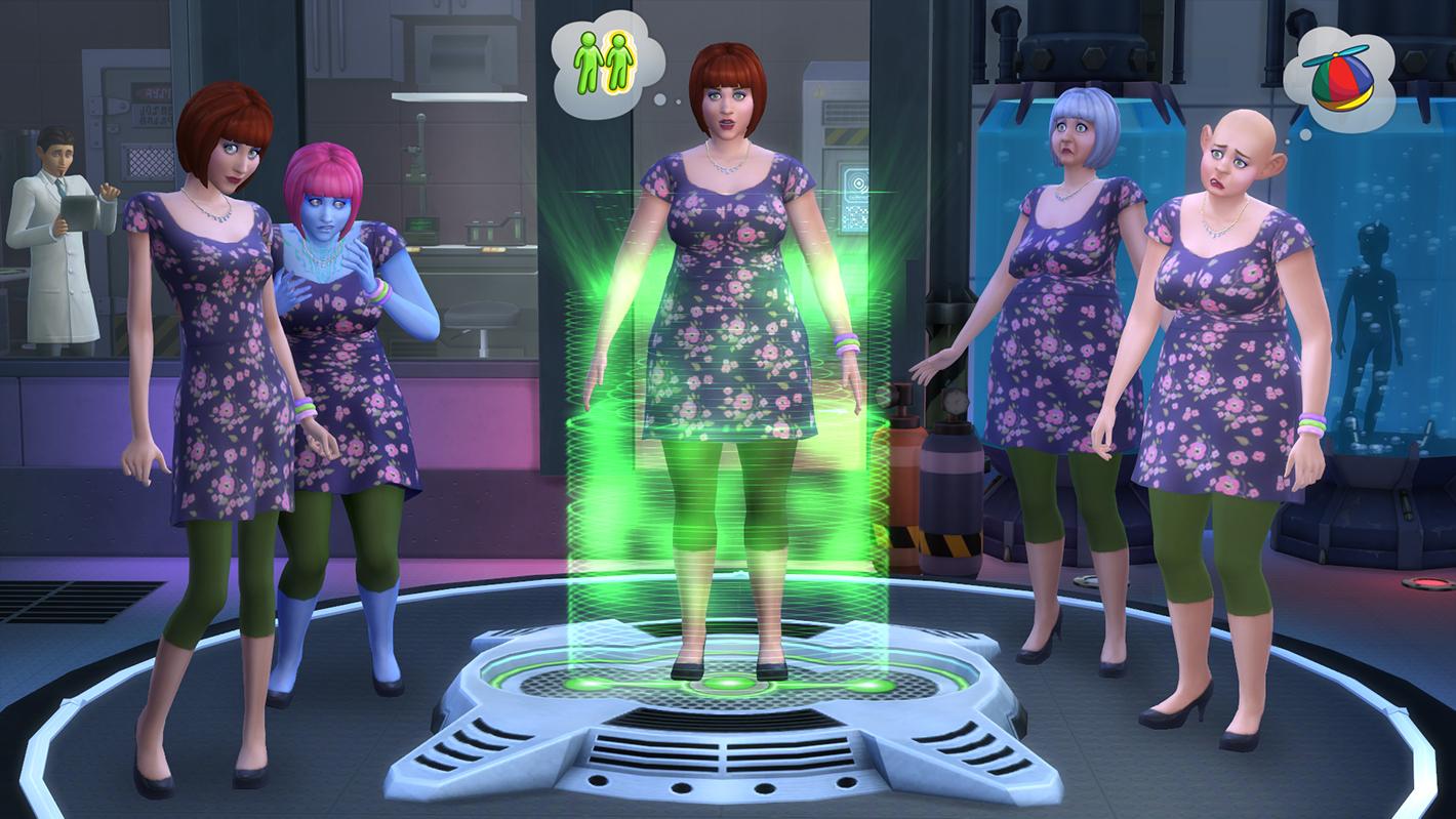 The sims 4 witaj w pracy przyjrzyj si karierze for Mods sims 4 muebles