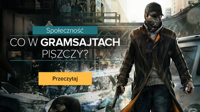 Co w gramsajtach piszczy #129 - O Ubisoft, Wiedźminie i starych Gramowiczach... - obrazek 1