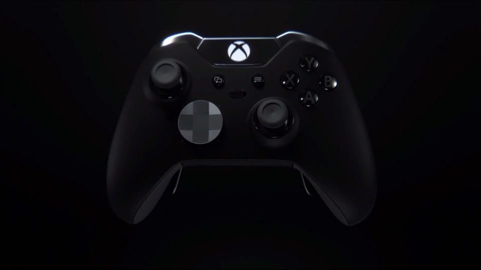 E3 2015: Elite, czyli nowy kontroler do Xboksa One - obrazek 1