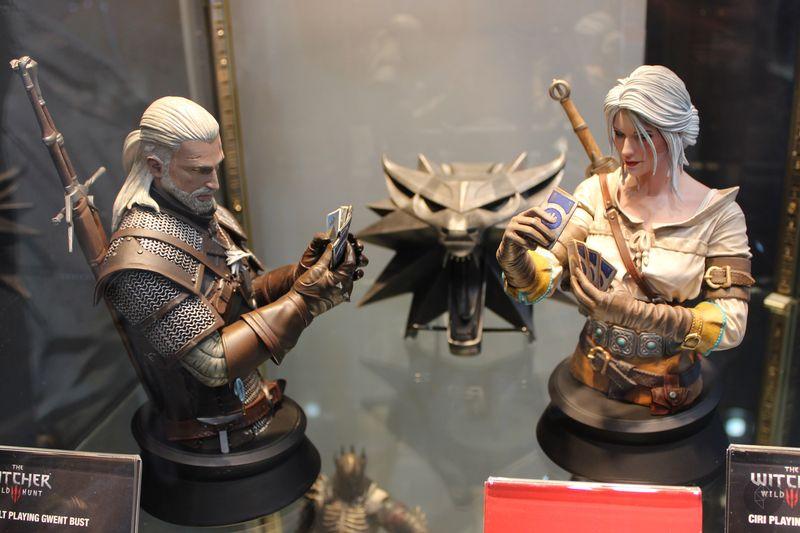 Powstała Figurka Geralta W Balii Gram Pl