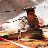 Star Wars: Battlefront - twórcy ujawniają dwa nowe screeny z dodatku Bitwa o Jakku