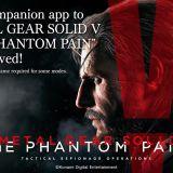 Aplikacja towarzysząca do Metal Gear Solid V: The Phantom Pain dostępna na iOS i Androidzie